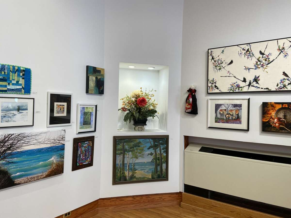 """The Ramsdell Regional Center for the Arts opened """"Soul Sisters"""" this weekend, an exhibit dedicated to local female artists."""