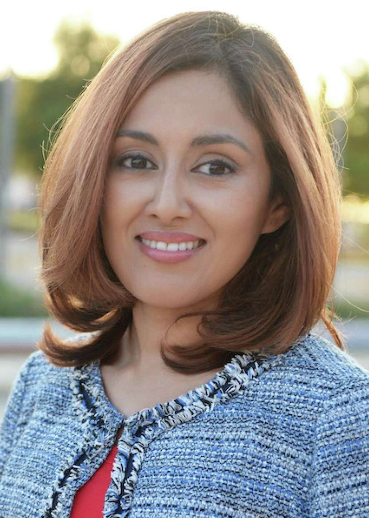 Irma Iris Duran de Rodriguez ran for the District 5 seat on the Northside ISD board.