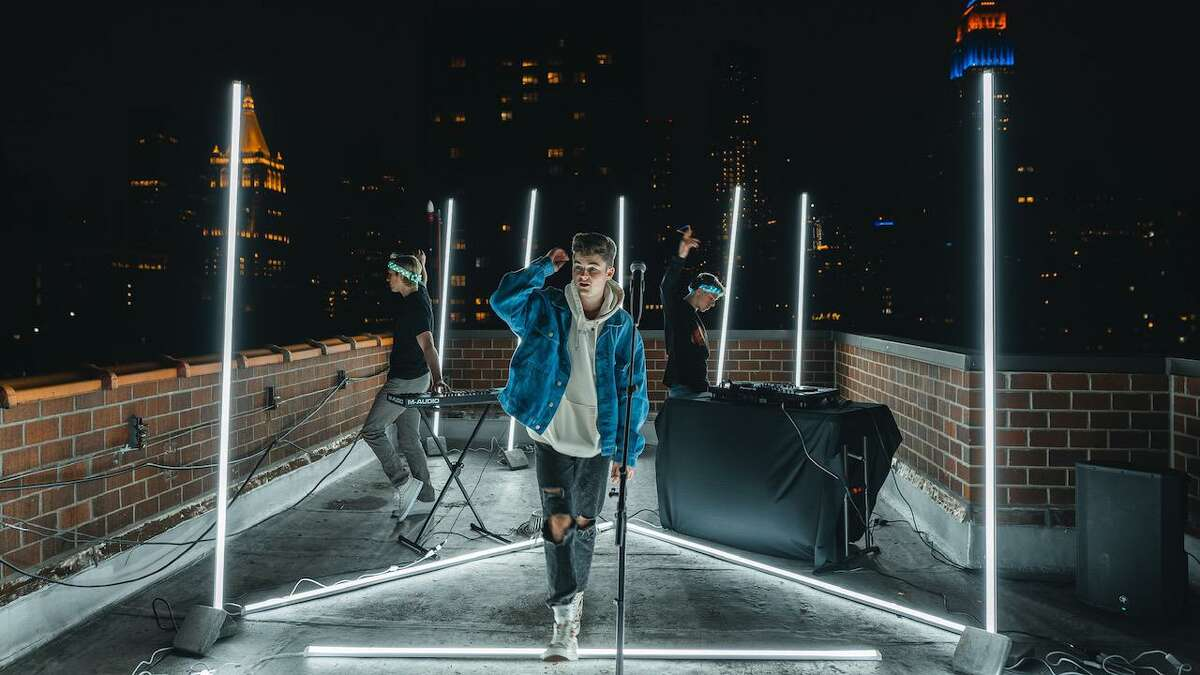 """Twin brothers Matt and Chris Drake make up electronic dance music duo MC4D. The group from Darien recently released a music video for """"Will You Love Me,"""" a collaboration with artist Charlie Miller."""