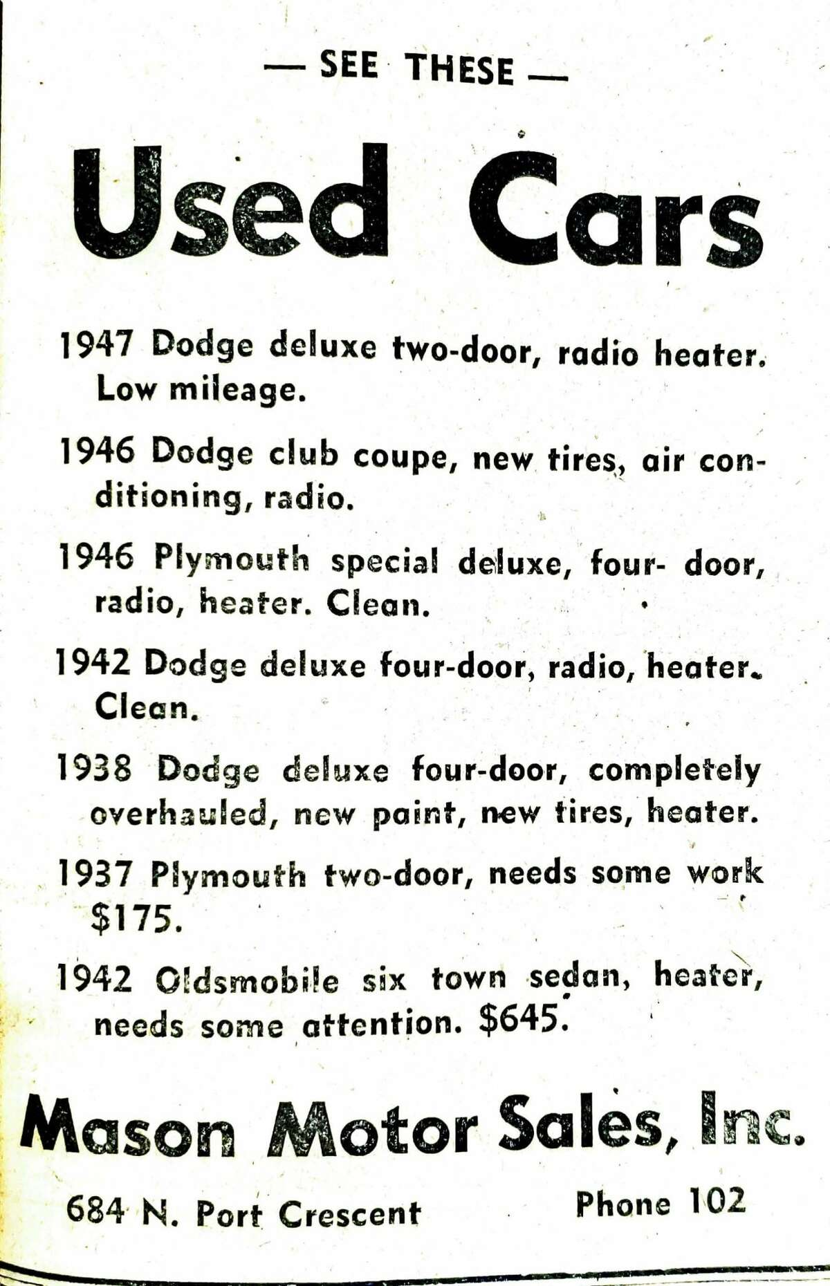 Is there a single motorhead that wouldn't take any one of these cars?