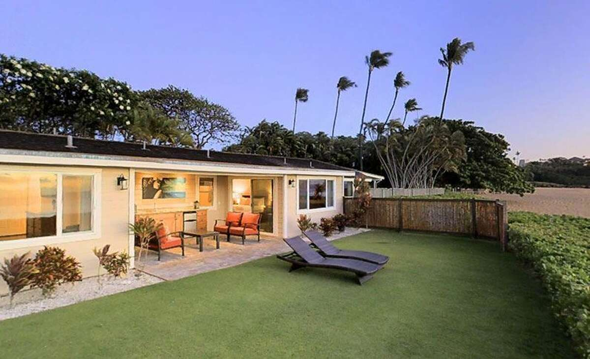 Private Suite at Royal Lahaina Resort in Maui.