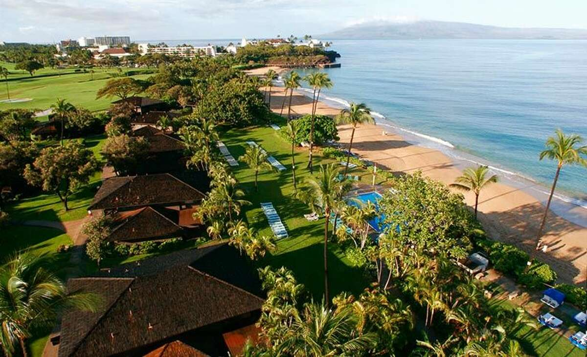 Royal Lahaina Resort in Maui.