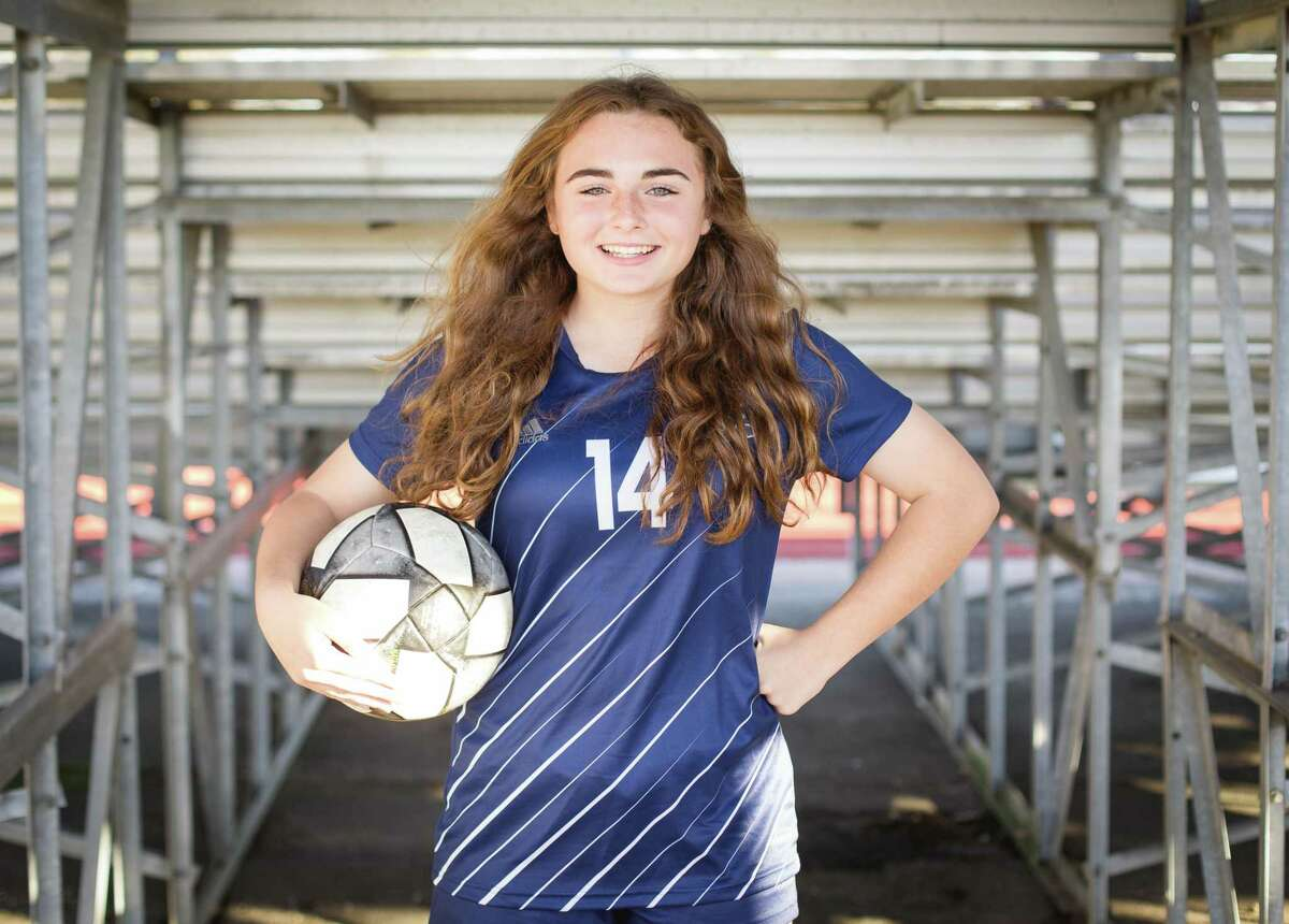 Mack Arendall is a freshman forward for Boerne Champion.