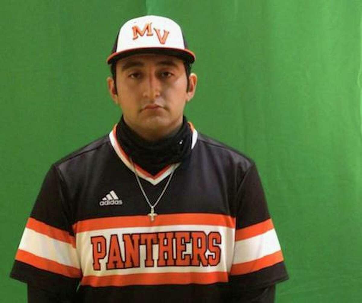 Jared Laque is a senior for Medina Valley's baseball team.