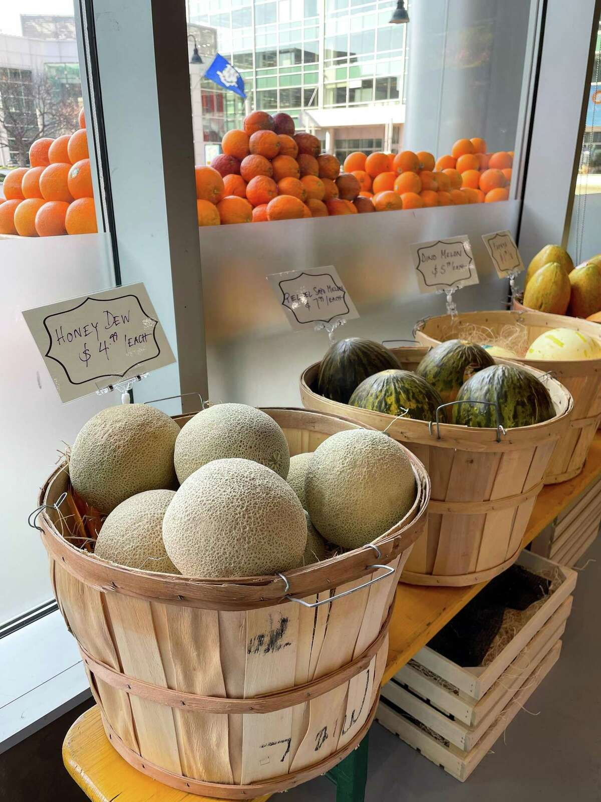 Harbor Point Organics, in Stamford's Harbor Point development, opened March 10 with a wide variety of organic grocery options, a specialty juice and smoothie bar, grab-and-go prepared foods, rotisserie chicken, organic coffee, baked goods, artisan cheeses, cut flowers and vegan and grain-free options.