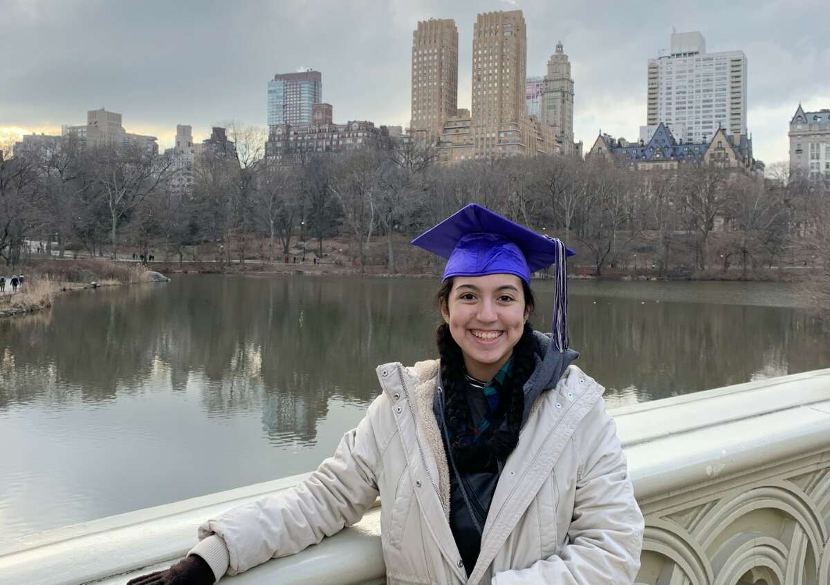 """MADISON RIOJAS, 19 Inversely, Riojas, a neuroscience major, was anxious to meet to get to North Texas and meet new people at University of Texas at Dallas. The Warren High School graduate said she's made a handful of friends through online classes. """"It's weird,"""" she said. """"It's not like it's terrible, it's just different."""" Riojas said she's still unsure what next semester will look like. She was able to apply for housing for the fall semester last week, but that doesn't mean much, all things considered. """"I was kind of bummed,"""" she said of the delay to move out. """"But I wasn't surprised."""" She's still trying to get involved with the student body at a campus she's never been to and has only experienced the campus through YouTube videos. Riojas was able to join a student success organization to stay connected. """"It's definitely different, but you have to try. """"Even though we're all separated, you still feel some sort of comradery because we're all in the same boat."""""""