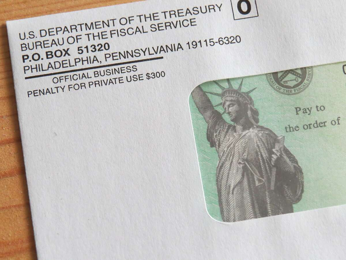 The latest round of stimulus will send most Americans $1,400 each. (Dreamstime/TNS)