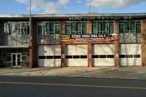 Echo Hose Hook and Ladder Company in Shelton. Photo courtesy of Echo Hose.