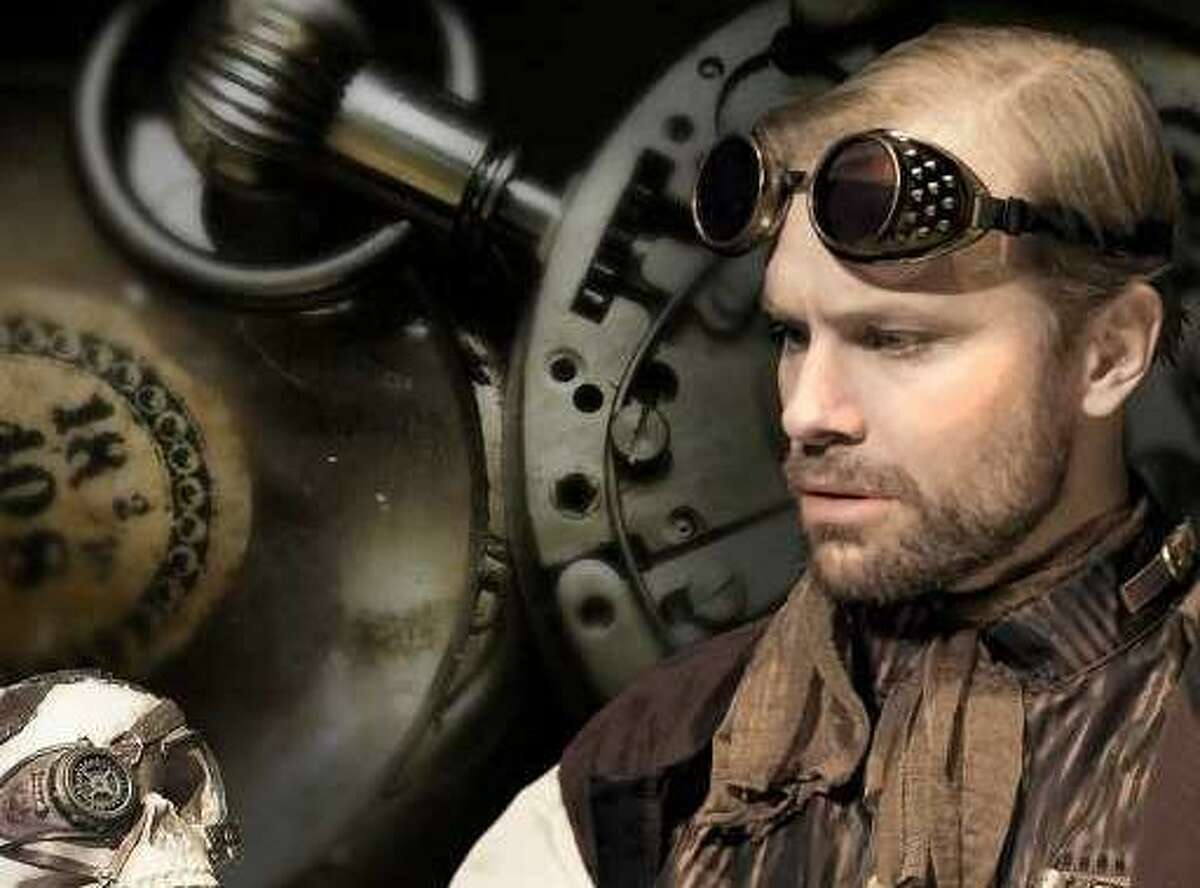 """John Stillwaggon played the title role in the Sheldon Vexler Theatre's steampunk-influenced staging of """"Hamlet."""" He says the loss of the Vex is a blow to the city's theater scene."""