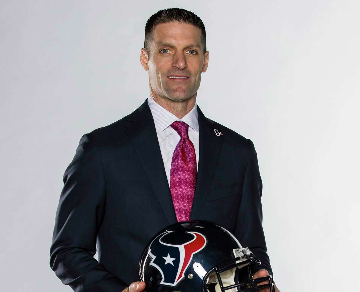 Texans general manager Nick Caserio learned a thing or two about roster building during his 20 years with the New England Patriots.