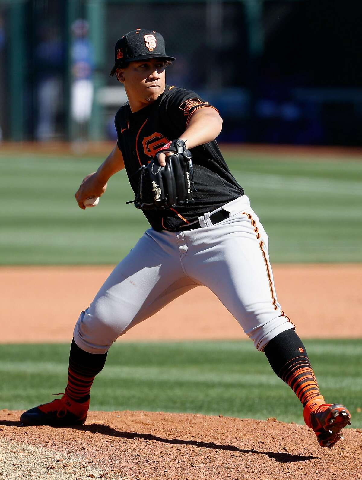 Giants' reliever Dedniel Nunez has been diagnosed with an ulnar collateral ligament sprain and will have a second opinion on his right elbow.