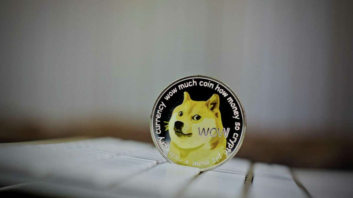 The founder of Dogecoin, a crypotcurrency enterprise now worth $7.5 billion, says the scheme was devised as a joke.