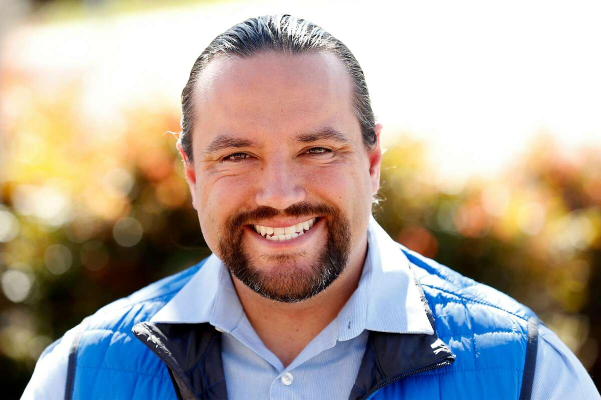 Richmond Police Officers Association President Benjamin Therriault is running for Contra Costa County sheriff.