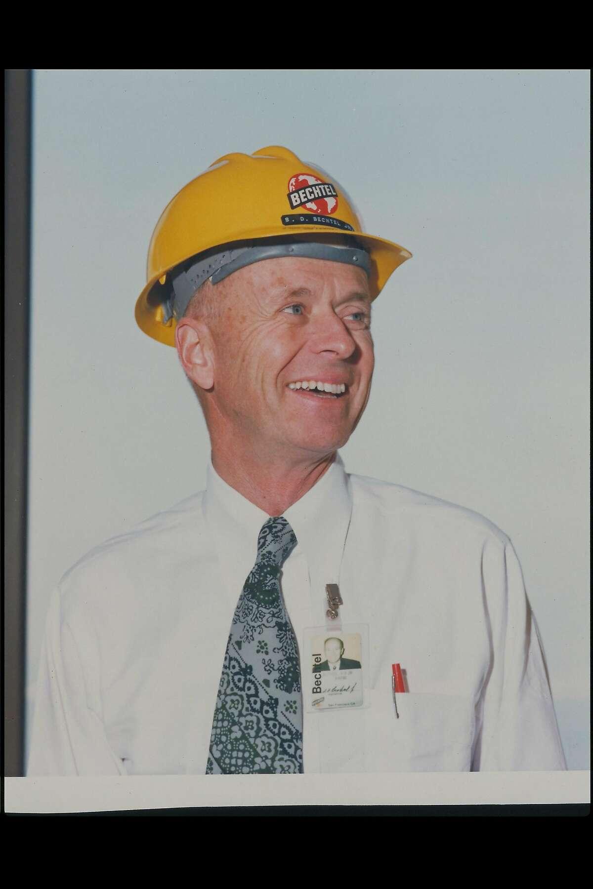 Stephen D. Bechtel, Jr. 1960, Steven D. Bechtel, jr., becomes president of Bechtel Corporation.