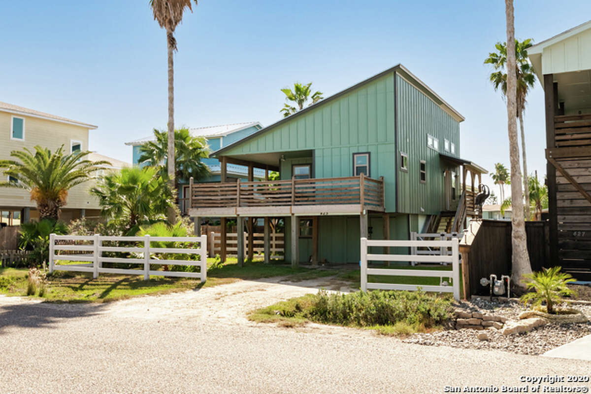 Port Aransas has, over time, become one of the most popular destinations on the Texas Gulf Coast - and Starkey is kept busy working with buyers and sellers in the area's bustling housing market.