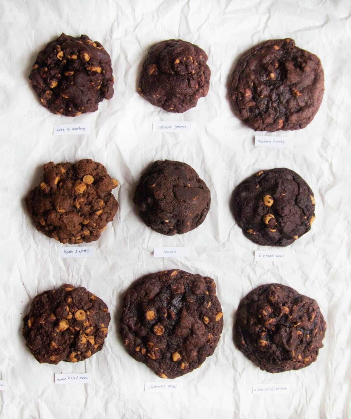 Erika Kwee put various Levain cookie recipes to the test.