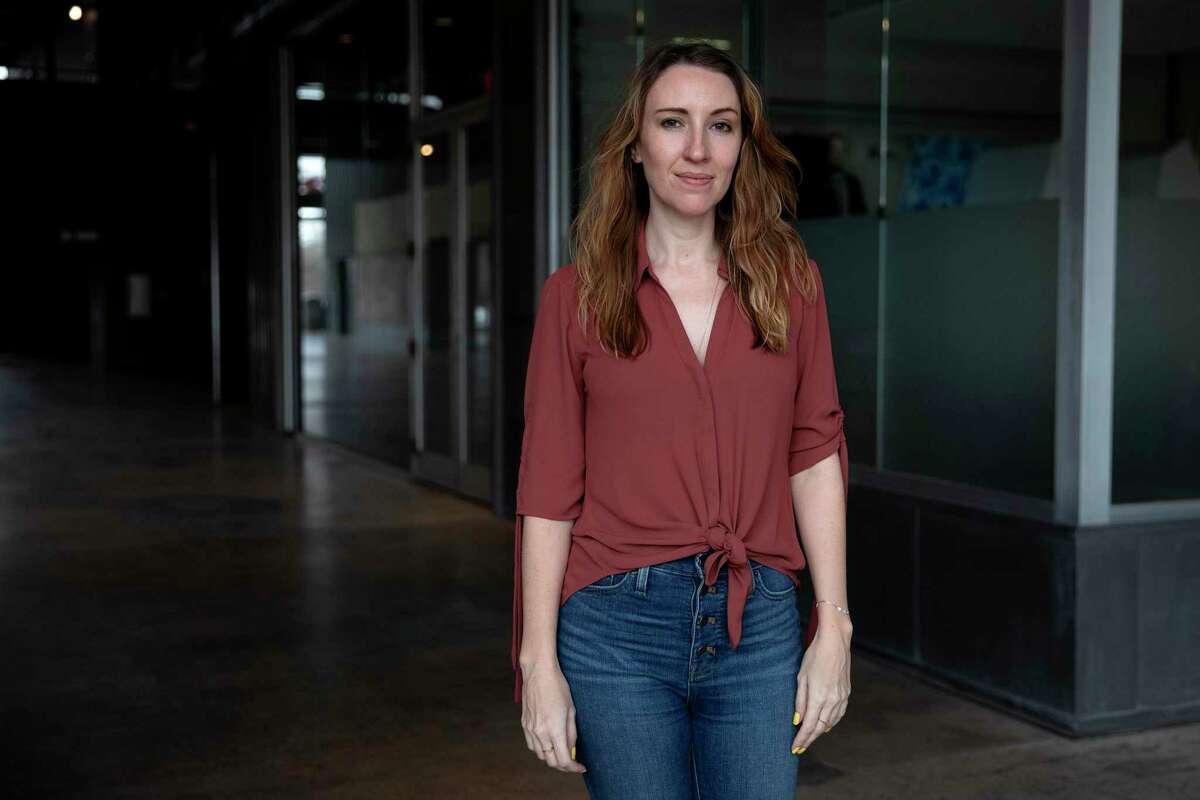 "Natasha Straley's films include the prize-winning comedy short ""Cauliflower."""