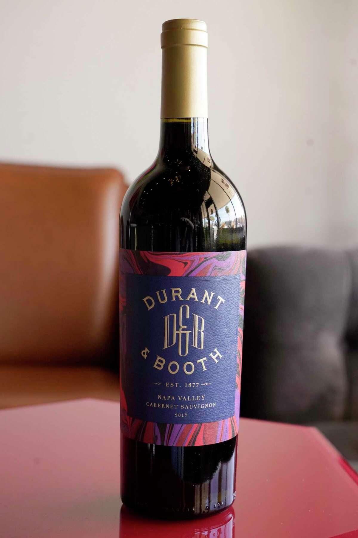 2017 Durant & Booth Cabernet Napa Valley
