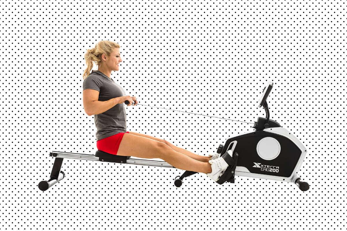 XTERRA Fitness ERG200 Folding Magnetic Resistance Rower, $158.10