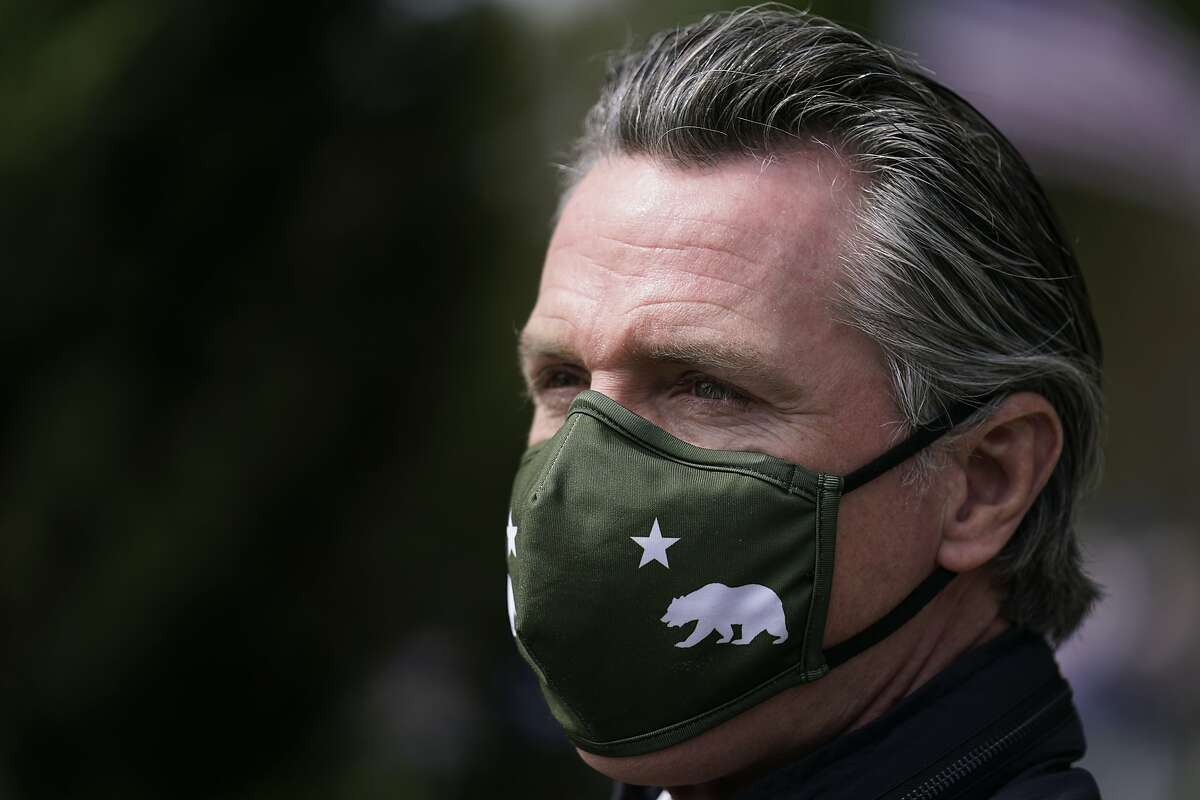 The pandemic year has been a tough one for Gavin Newsom and other governors.