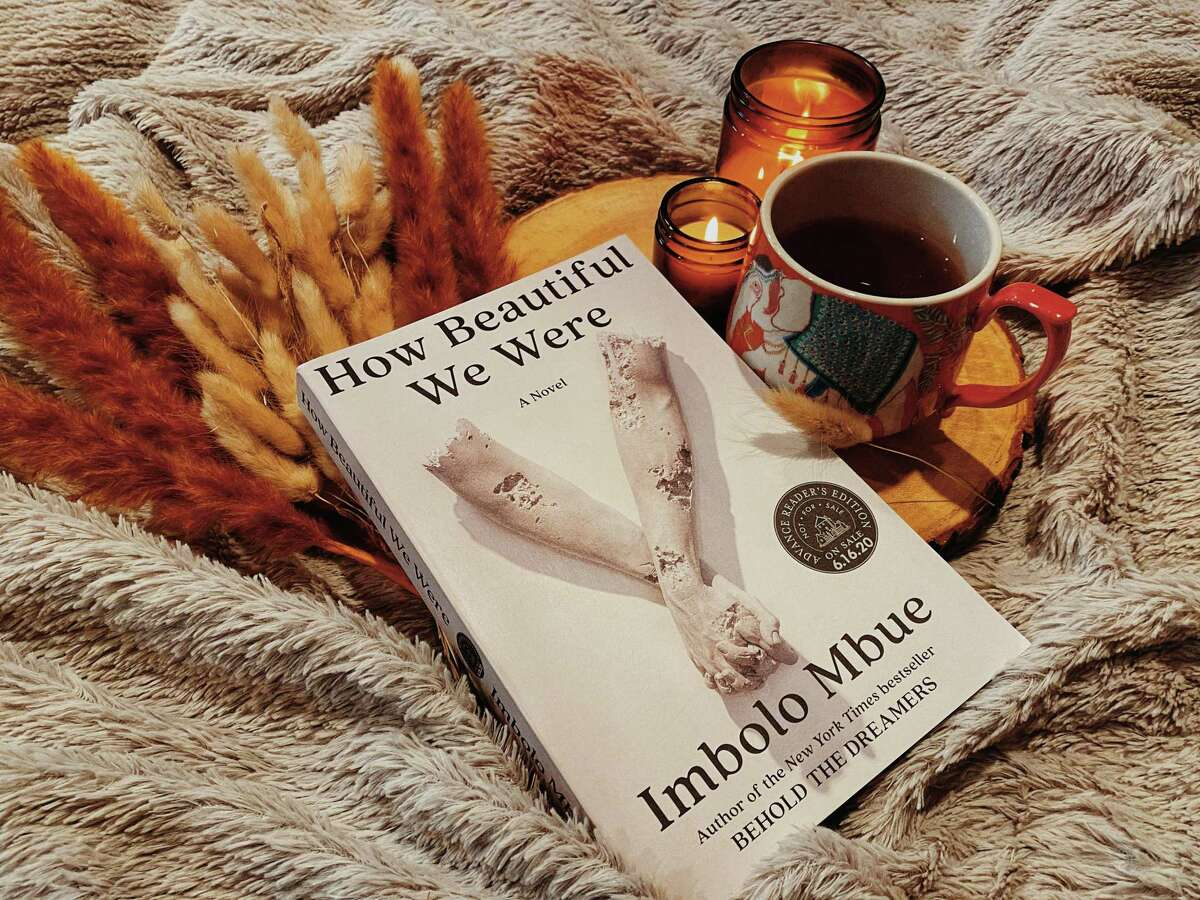 """""""How Beautiful We Were"""" is the latest novel by Imbolo Mbue."""