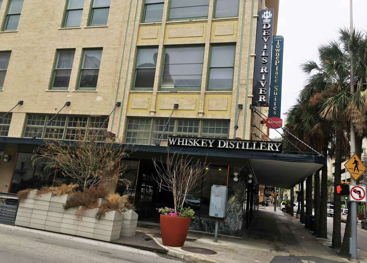 The Devils River Distillery is set to open March 17 downtown on Houston Street.