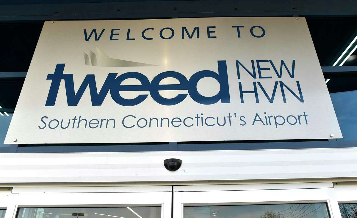 New Haven, Connecticut - Thursday, March 11, 2021:Tweed New Haven Airport