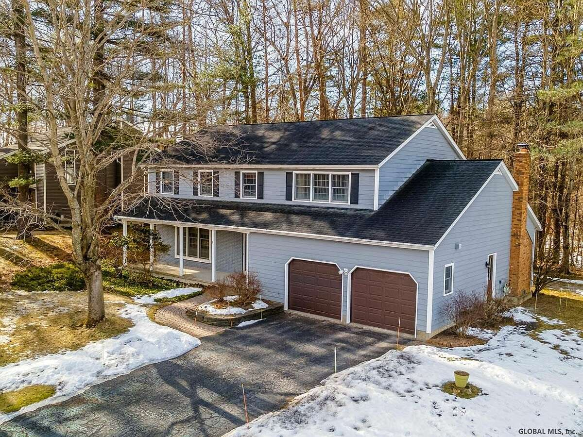 Scroll through the photos below to take a look inside five homes for sale in the Bethlehem Central School District.