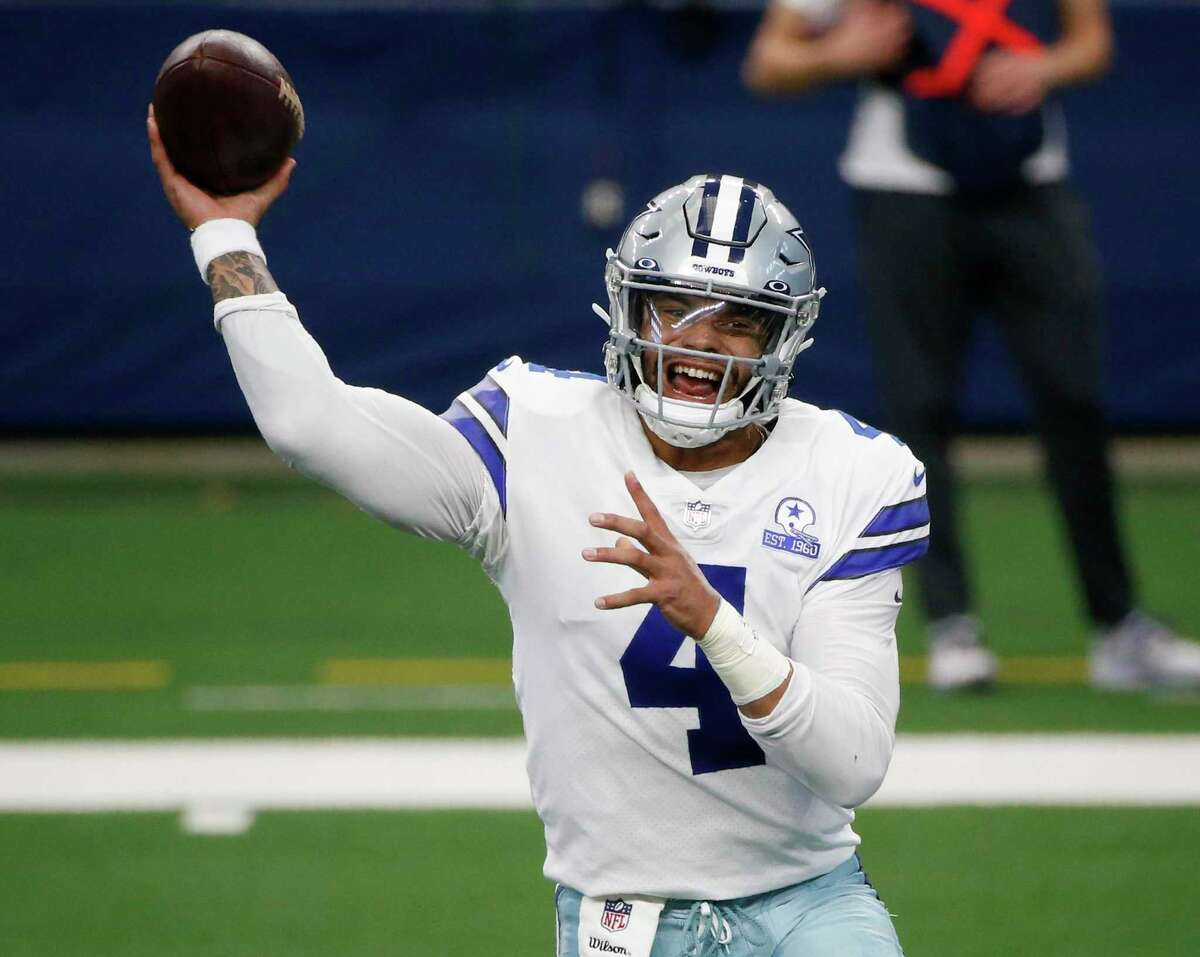 While other teams fumble around with their quarterback situation, the Cowboys secured Dak Prescott's signature on a four-year extension.