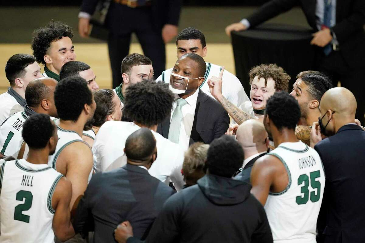 Cleveland State coach Dennis Gates has his team in the NCAA Tournament in his third year at the school.