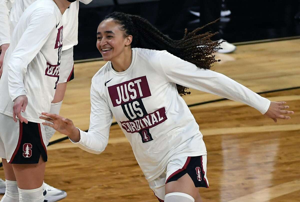 Haley Jones and Stanford are the team to beat in the Alamo Region and the whole tournament.