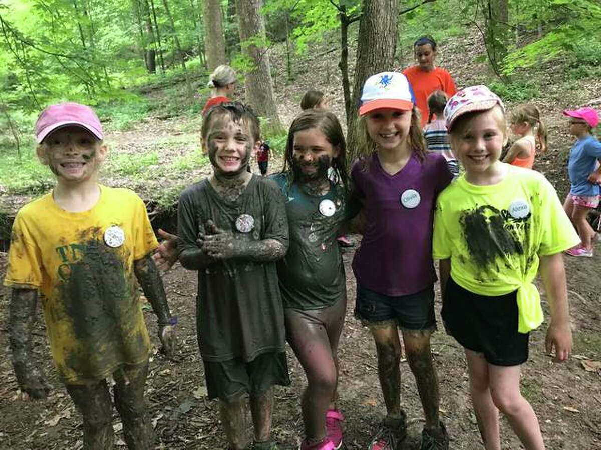 Campers enjoy The Nature Institute's Discovery Day Camp prior to the pandemic. Camp registration opens March 18 for TNI members and March 19 for non-members. The 700-acre camp has been preserved for decades; activities take place entirely outdoors.