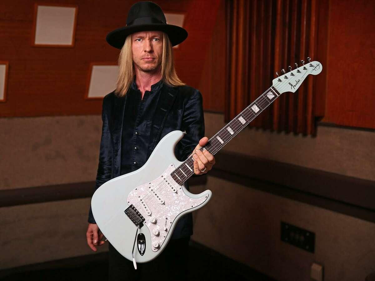 Guitarist Kenny Wayne Shepherd is scheduled to perform Nov. 21 at the Ridgefield Playhouse.