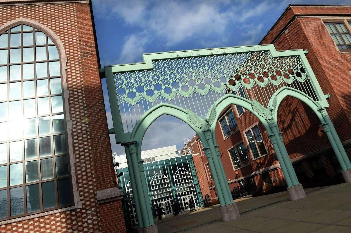 Mauro-Sheriden Interdistrict Magnet School in New Haven