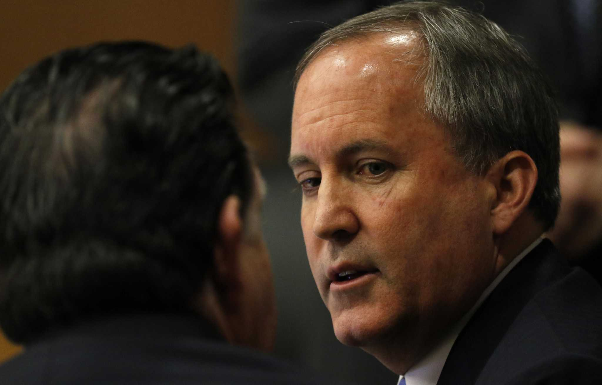 Bill would give new powers to embattled Attorney General Ken Paxton