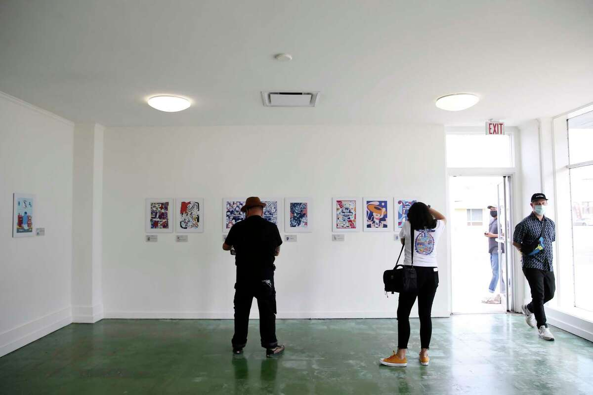 The new Pabst Blue Ribbon Studios gallery in Southtown is currently exhibiting the 2020 top 25 can design winners submitted by emerging artists from throughout the U.S. The winning artist, Ashley Dreyfus, received $10,000. Her design will be printed on millions of beers cans.