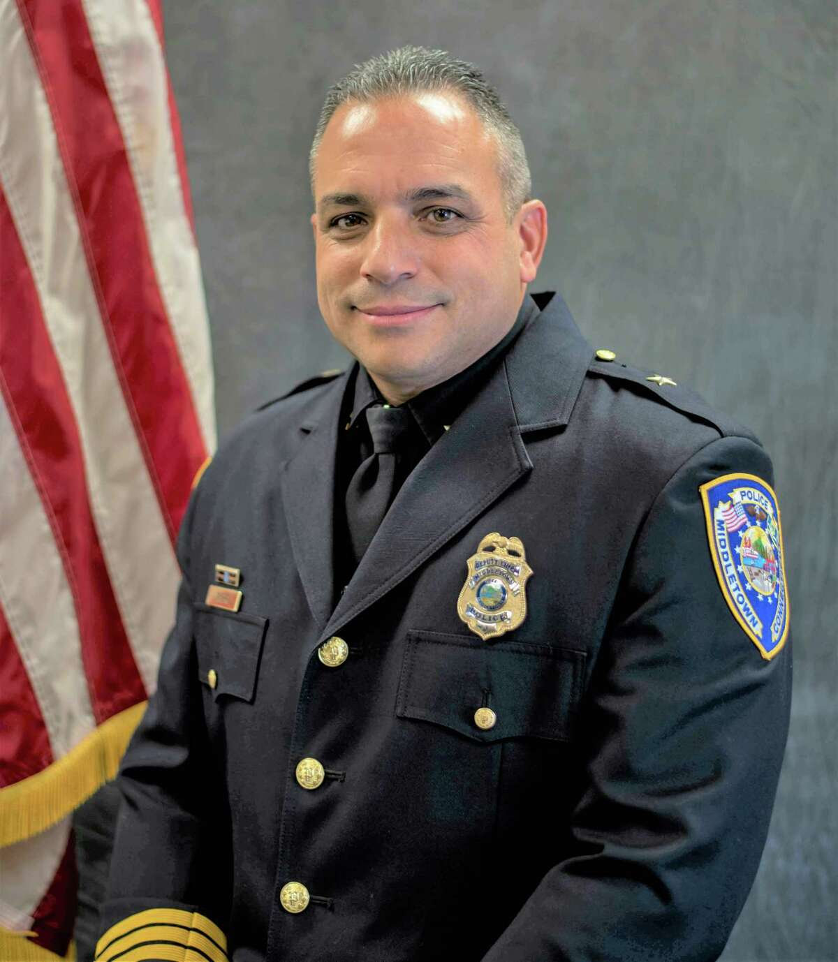 Michael Timbro is Middletown's acting police chief.