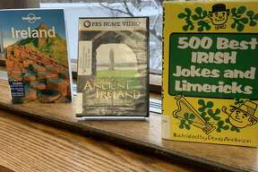"""In Search of Ancient Ireland"""" is a DVD featuring Leo Eaton who explores Stone Age monuments and archaeological sites used to document Celtic myths as recorded by Christian monks."""