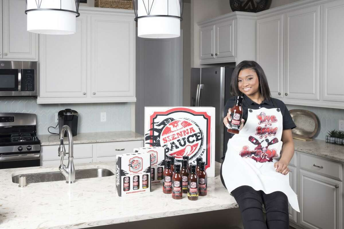 Tyla-Simone Crayton is the 17-year-old CEO of Sienna Sauce, a six-figure business enterprise.