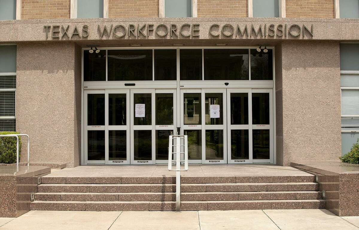 The Texas Workforce Commission says it has overpaid a total of $203 million to about 185,000 people from March 1 through Sept. 15 while attempting to quickly get state and federal benefits to those in need. (JAY JANNER/AUSTIN AMERICAN-STATESMAN/TNS)