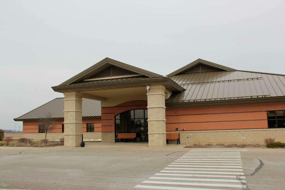 Huron Behavioral Health's location in Bad Axe. (Robert Creenan/Huron Daily Tribune)