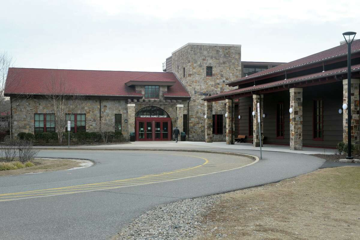 Exterior of the Westport Weston Family YMCA, in Westport on March 16.