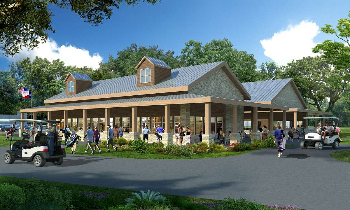 Houston Golf Association will build a new clubhouse at the Wortham Park Golf Course in the East End.