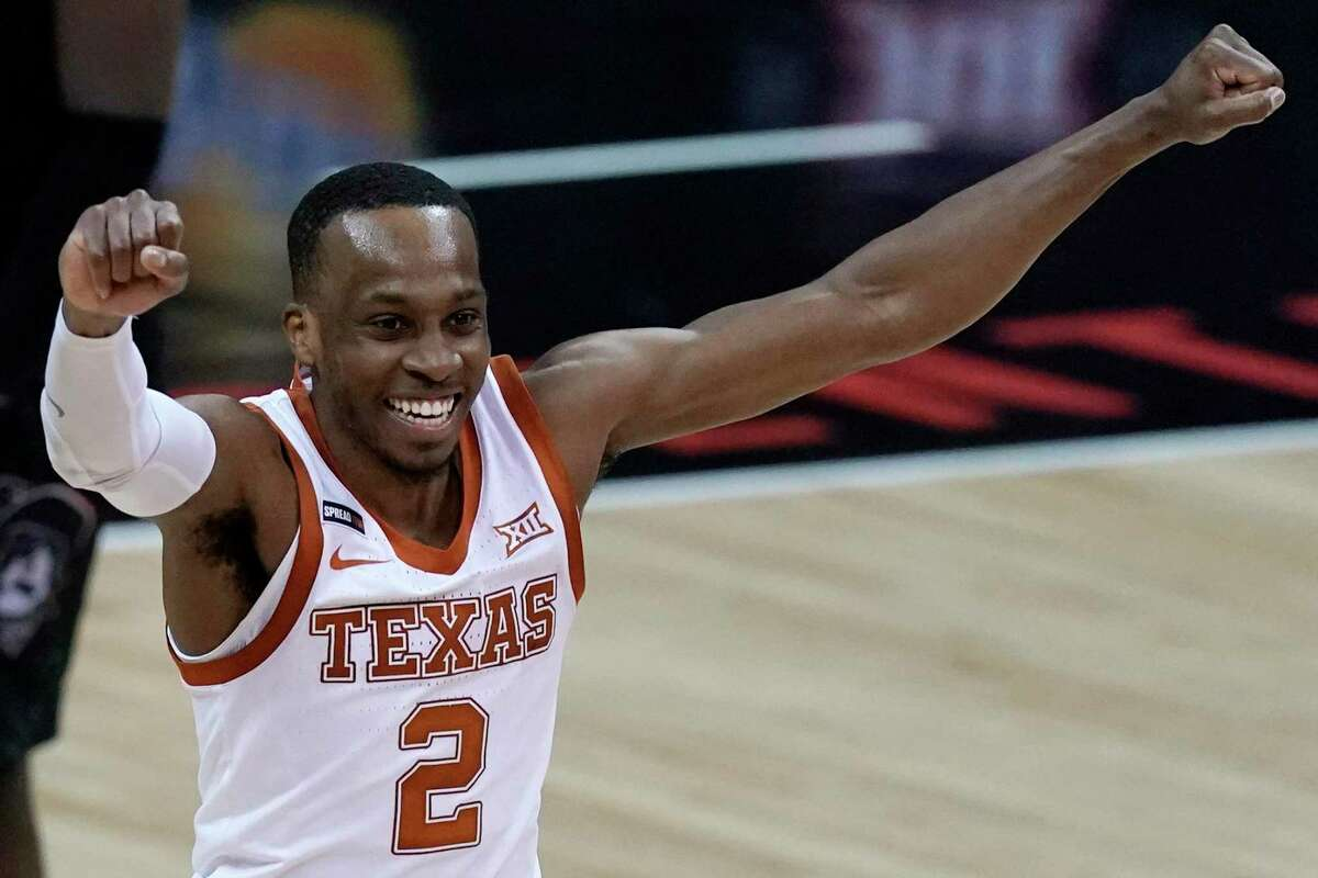 Texas' Matt Coleman scored 30 points in Saturday's 91-86 victory over Oklahoma State in the Big 12 title game, helping give the Longhorns their first conference tournament championship since 1995.