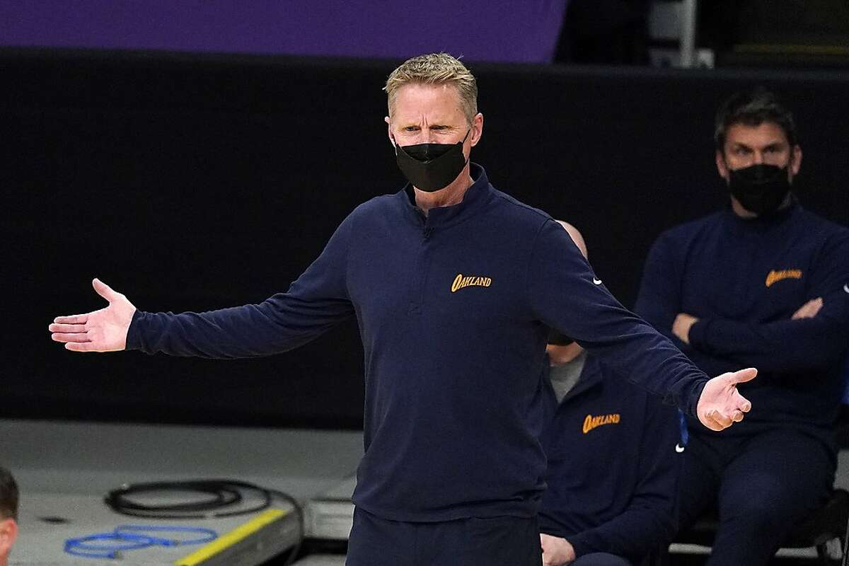 In the wake of the massage parlor shootings in Atlanta, Warriors head coach Steve Kerr used about half of his pregame news conference Wednesday to denounce racially motivated violence and stump for gun control.