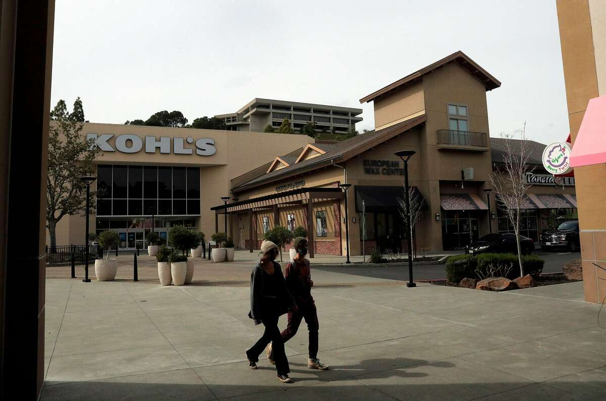 A developer wants to convert Northgate Mall in San Rafael to an open-air shopping center, replacing some of the retail space with apartments.