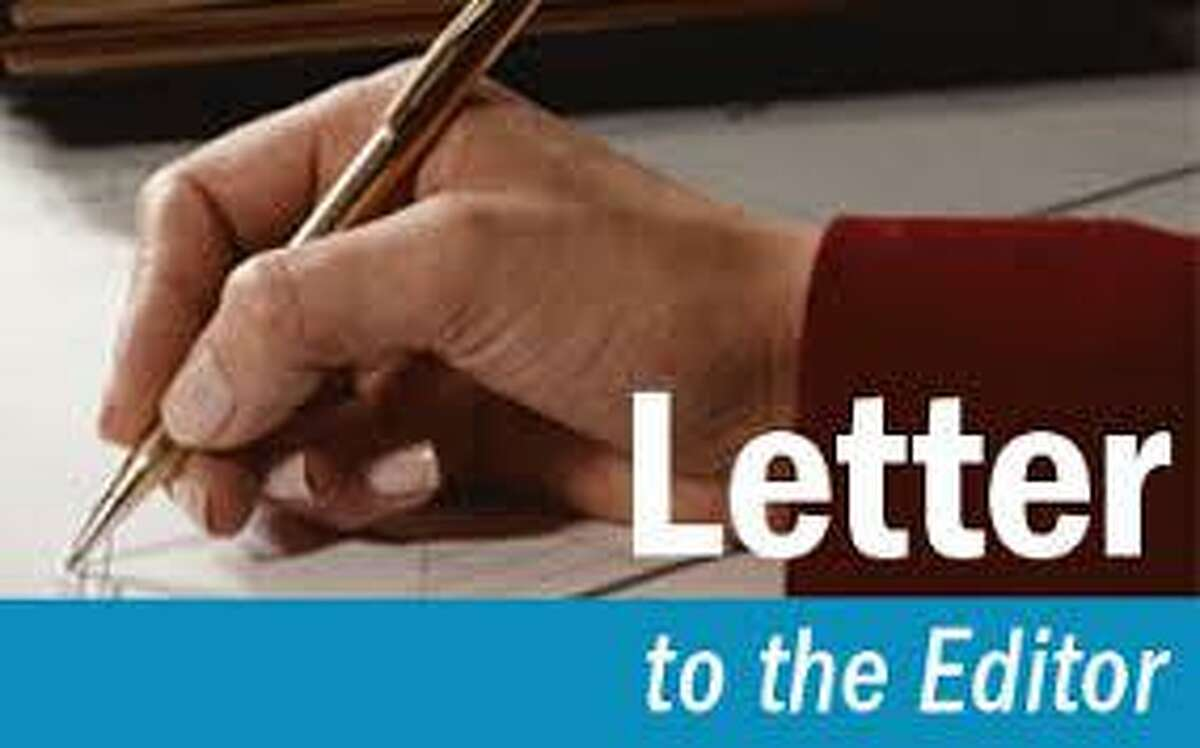 A Letter to the Editor from this week's New Milford Spectrum. If you'd like to have a letter to the editor run next week, email letters to sfox@milfordmirror.com. Deadline is 5 p.m. Friday and word count is 300 words or less.