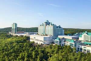 Foxwoods Resort Casino in Ledyard, Conn.