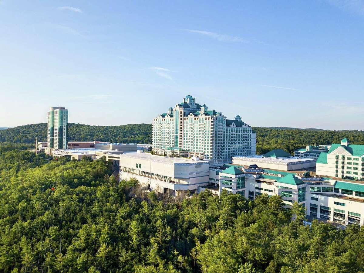 Foxwoods Resort Casino in Ledyard, Conn.