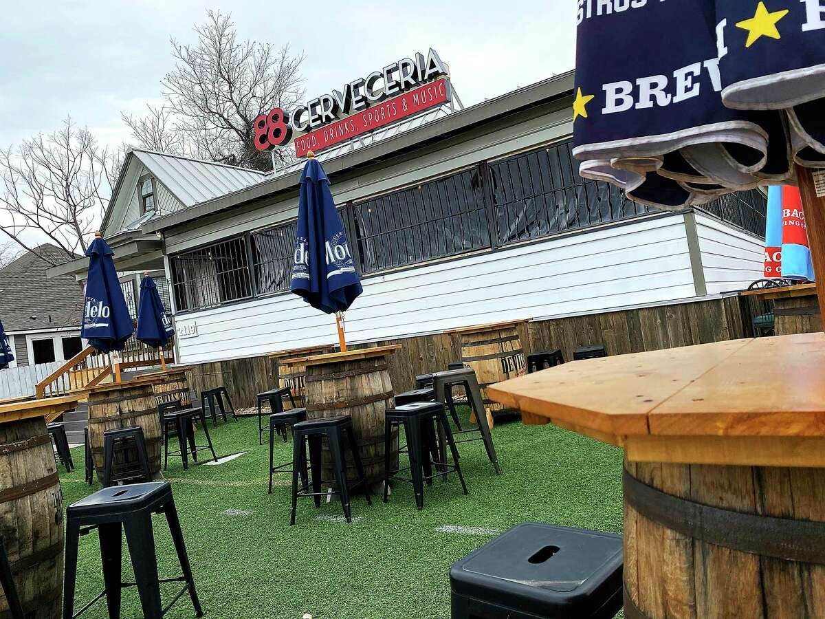 Cervecería 88 sports bar and Mexican restaurant opened in December in the former Eastside Kitchenette space in San Antonio's Government Hill neighborhood.